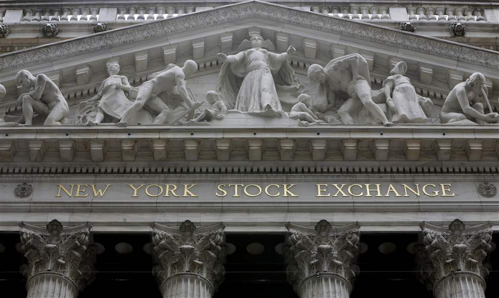 Wall Street flat as banks fall after weak data; Fed eyed