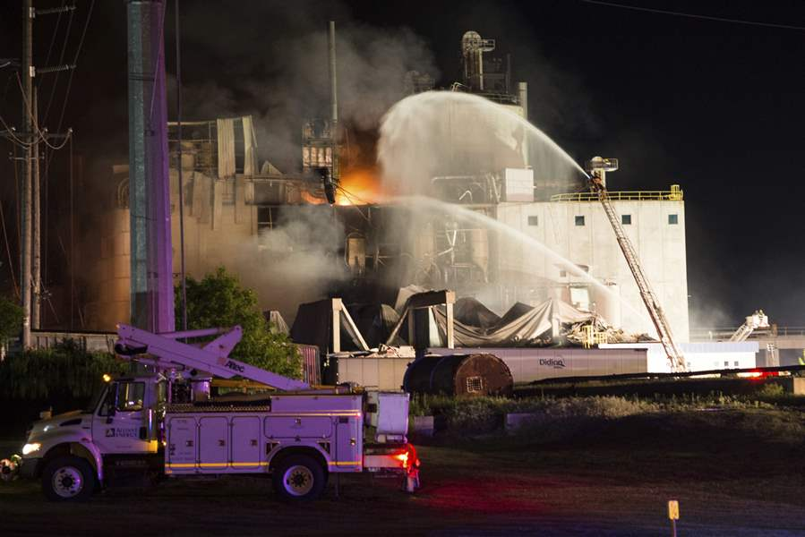 Didion Milling Plant: Three Dead In Wisconsin Corn Mill Explosion