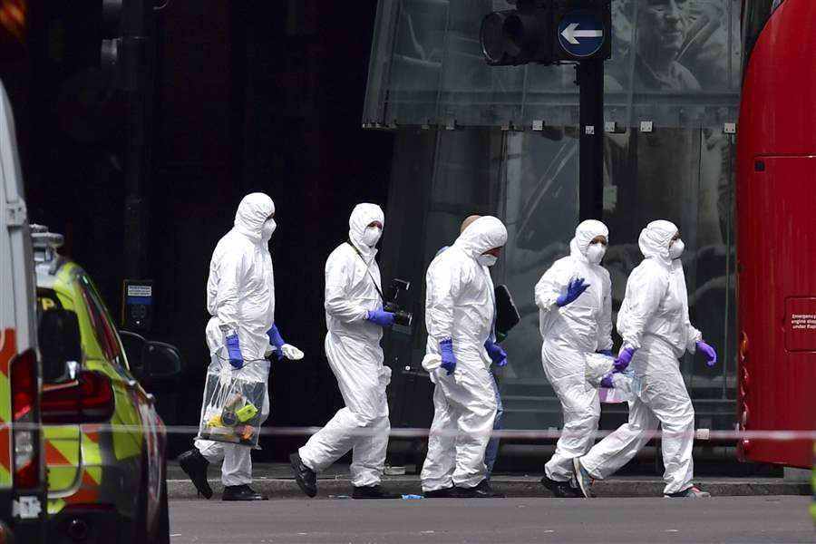 MI5 to scrutinise counter-terrorism operations after May calls for review