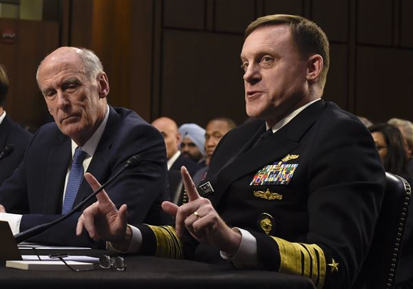 Five takeaways from that explosive Senate Intel hearing