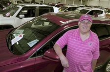 Market for used cars revving up