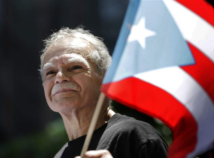 Puerto Ricans vote for statehood amid economic turmoil