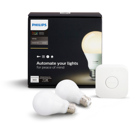 The coolest smart home devices on the planet the blade - Philips hue starter kit ...