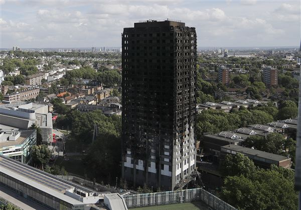 Grenfell Tower death toll rises to 79 - but FIVE people found alive