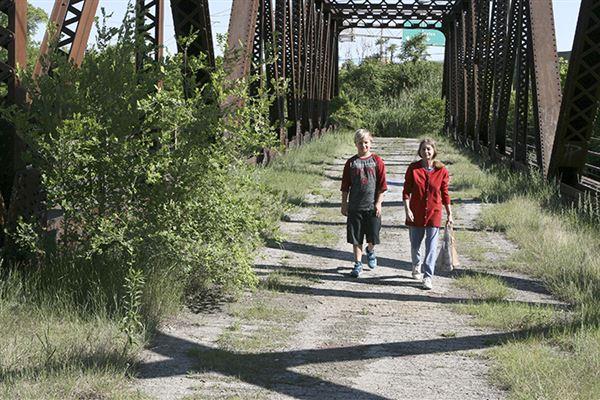 Sumner Street Bridge Removal Would Affect Pedestrians