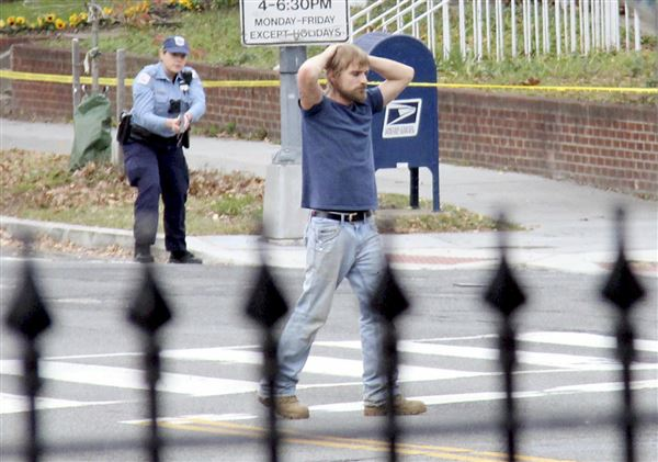 'Pizzagate' gunman in DC sentenced to 4 years