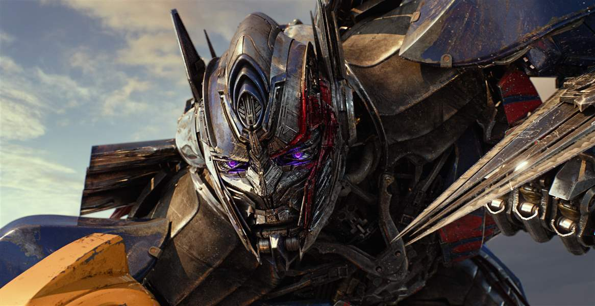 Transformers Gets No. 1 In Opening Weekend Box Office