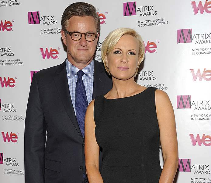 Joe Scarborough Announces He's Leaving Republican Party on 'The Late Show'