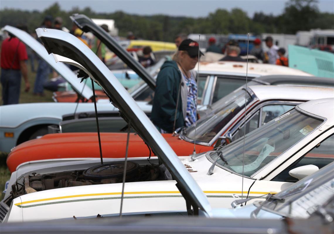 Norwalk Vintage Car Auction Brings In 2 Million Toledo Blade