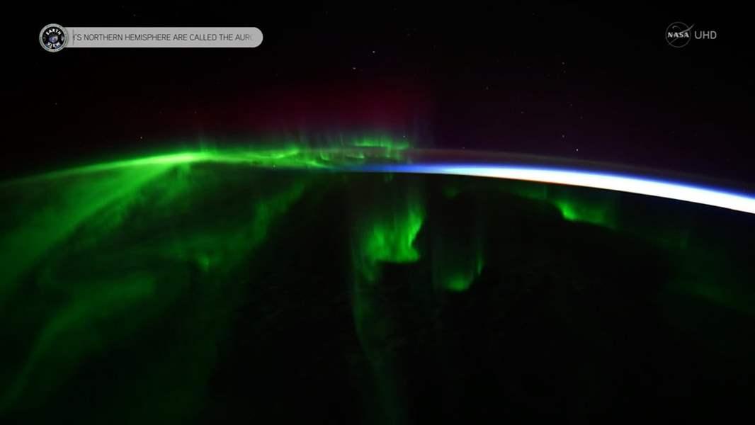 nasa northern lights forecast 2017 - photo #2