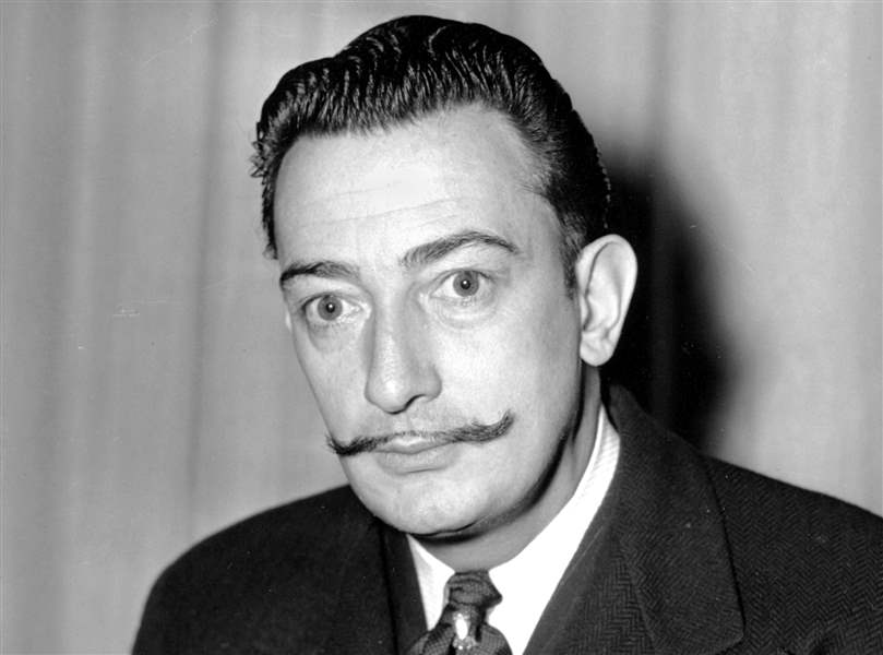 In surrealist twist, Dali to be exhumed in paternity lawsuit