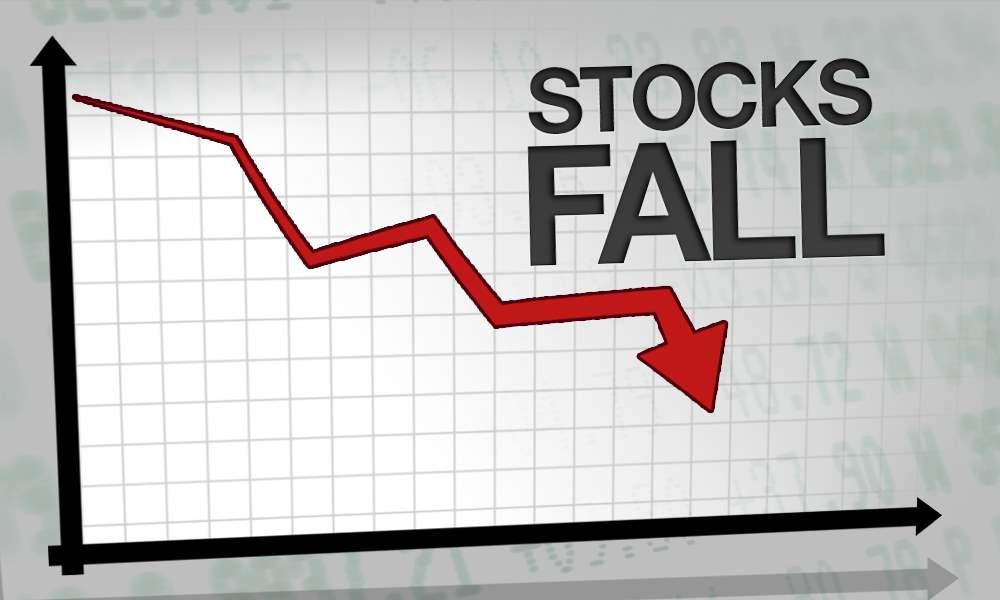 Stocks-Fall