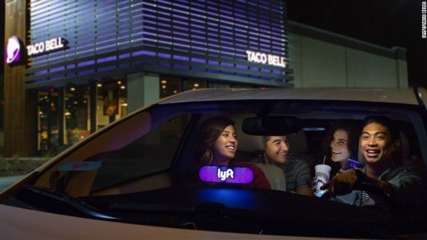 Lyft Is Now Experimenting With 'Taco Mode'