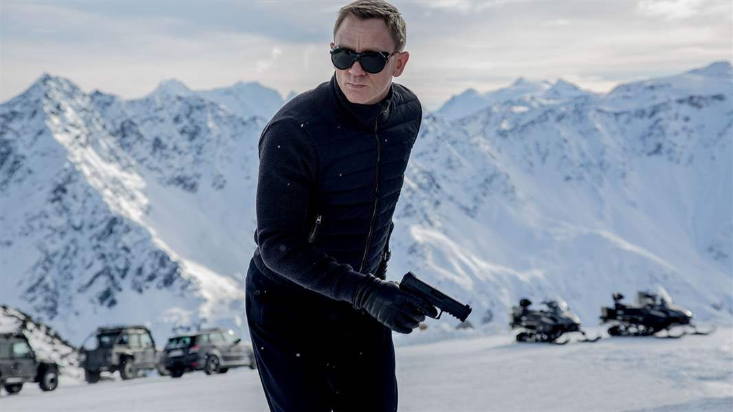 James Bond set to return - but who will play him?