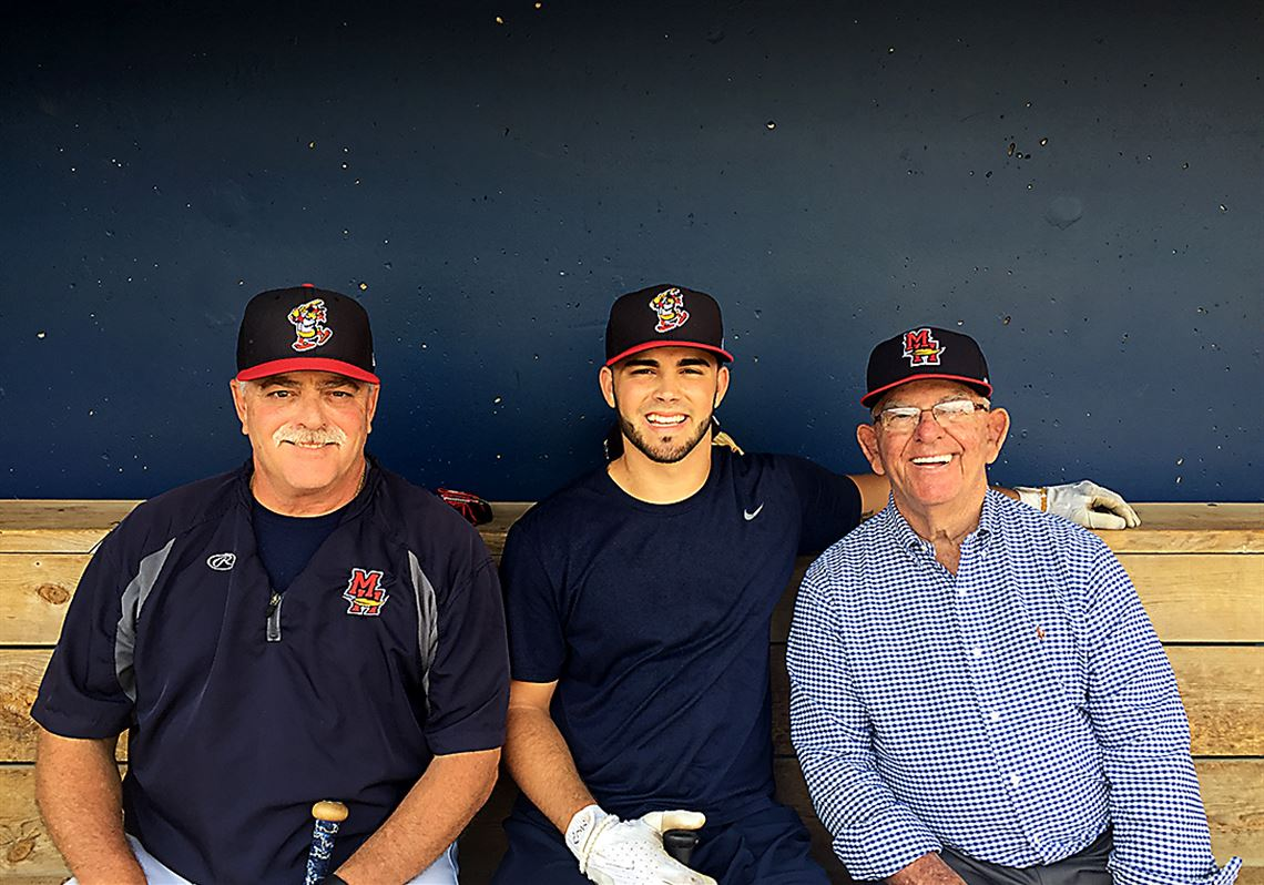 All Smiles Family Of Mud Hens Manager Enjoys Reunion In