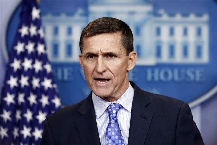 Michael Flynn pleads guilty for lying to Federal Bureau of Investigation