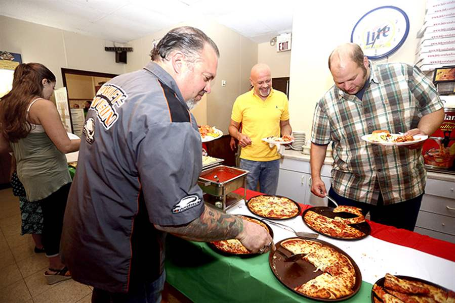 Inky S Italian Food Toledo Ohio