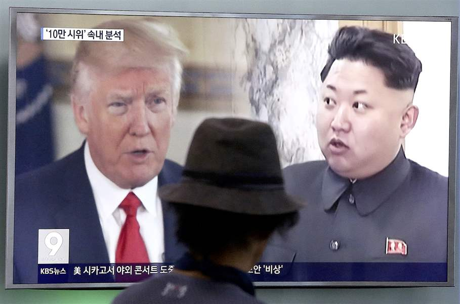 Is Trump Too Mentally Unstable To Solve The North Korea Issue?
