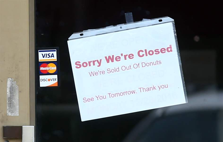 Doughnut Shop Blamed For Ohio Norovirus Outbreak To Reopen