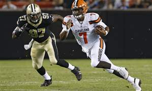Saints-Browns-Football-7
