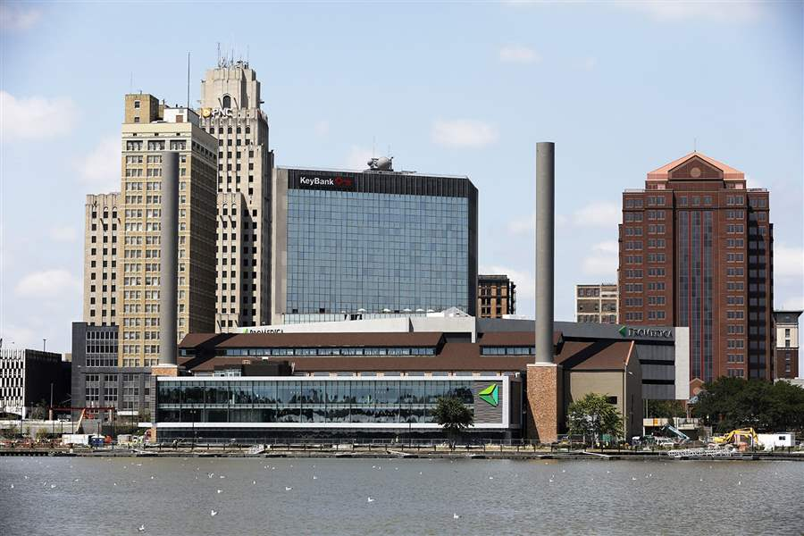 Move Lauded As Promedica Cuts Ribbon On Downtown