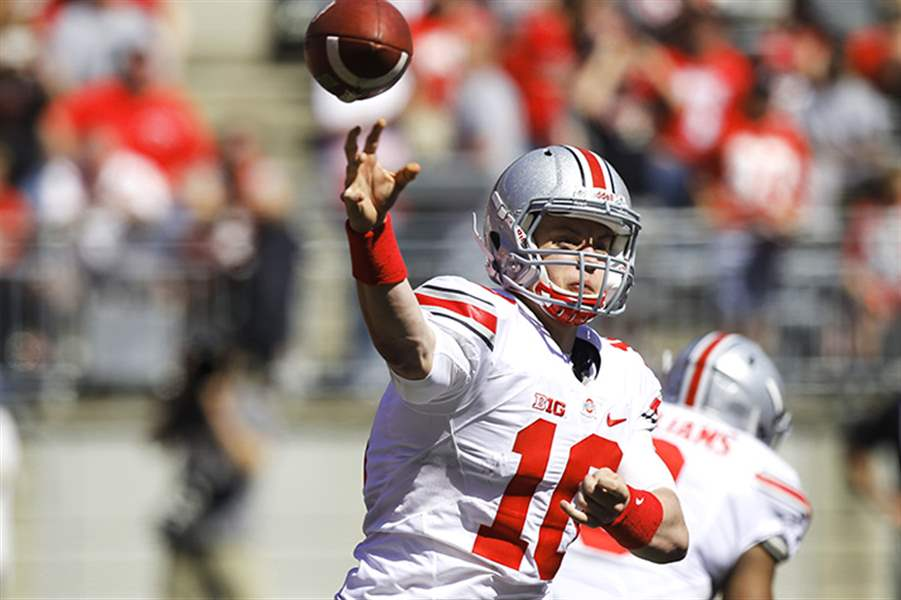 Joe Burrow To Transfer From Ohio State