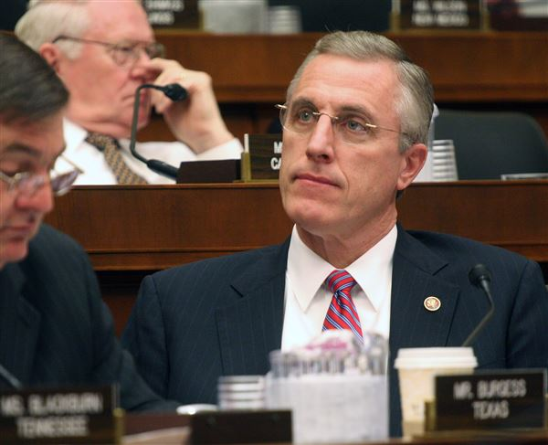 Rep. Tim Murphy Admits to Affair With 'Personal Friend'