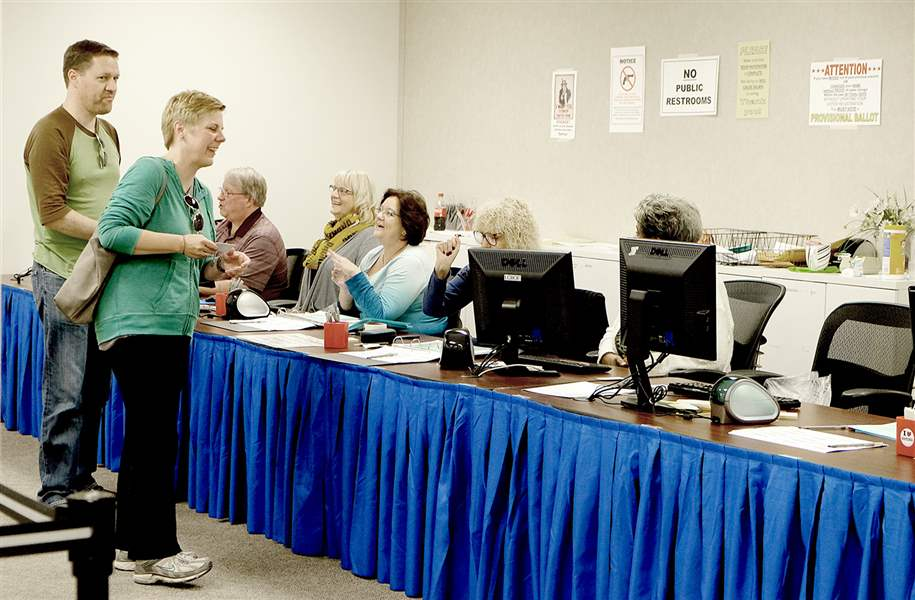 Early Vote In Toledo Primary Outpaces Previous Mayoral