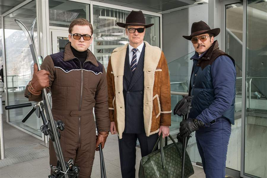 Latest Kingsman Movie Expected To Top Box Office