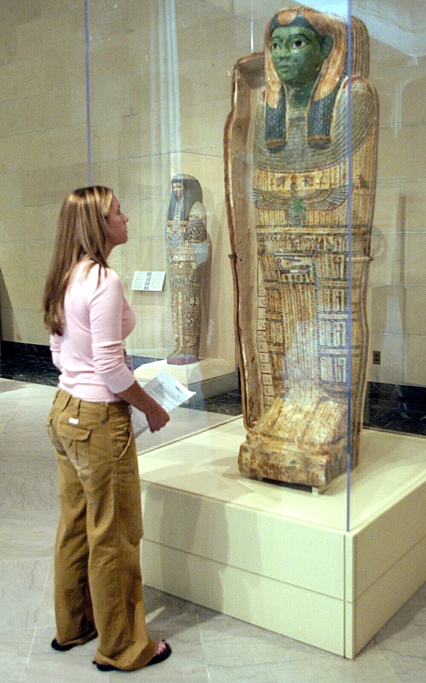 The Next 100 Years >> Toledo Museum of Art again to feature two ancient Egyptian ...