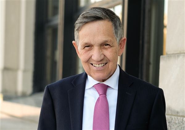 Dennis Kucinich files paperwork to run for OH governor