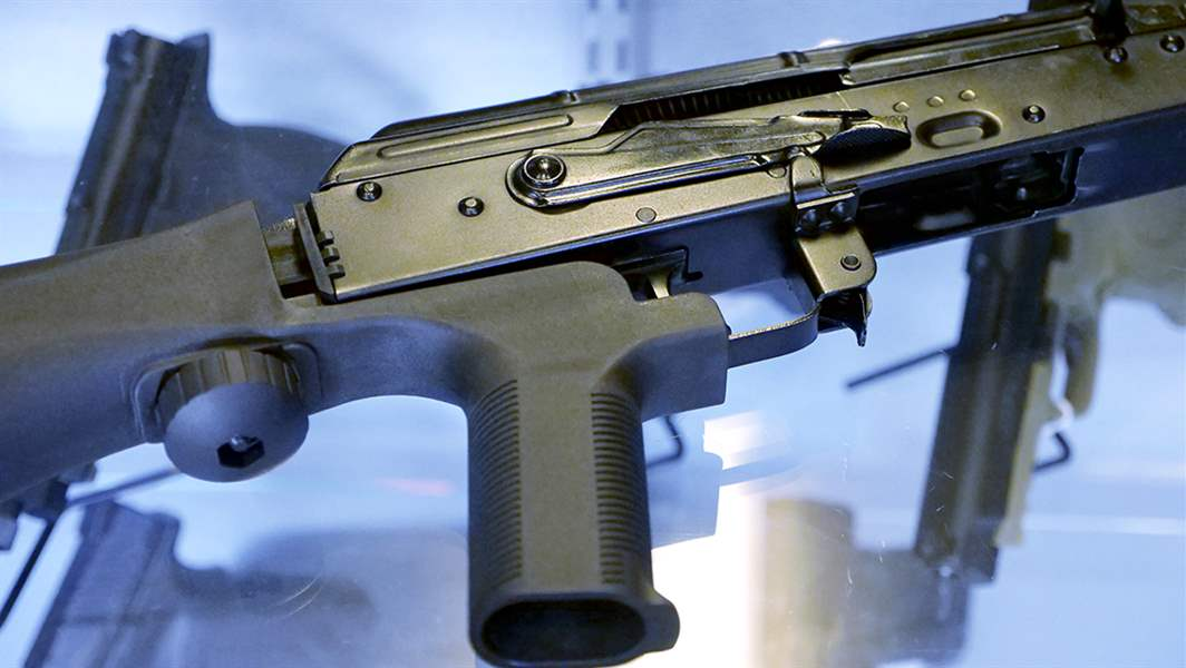 Las Vegas Shooting Victims Sue Bump Stock Manufacturer