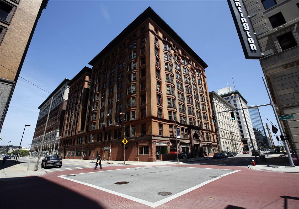 Architectural Gem In Downtown Madison >> Key Buildings Downtown Still Abandoned Toledo Blade