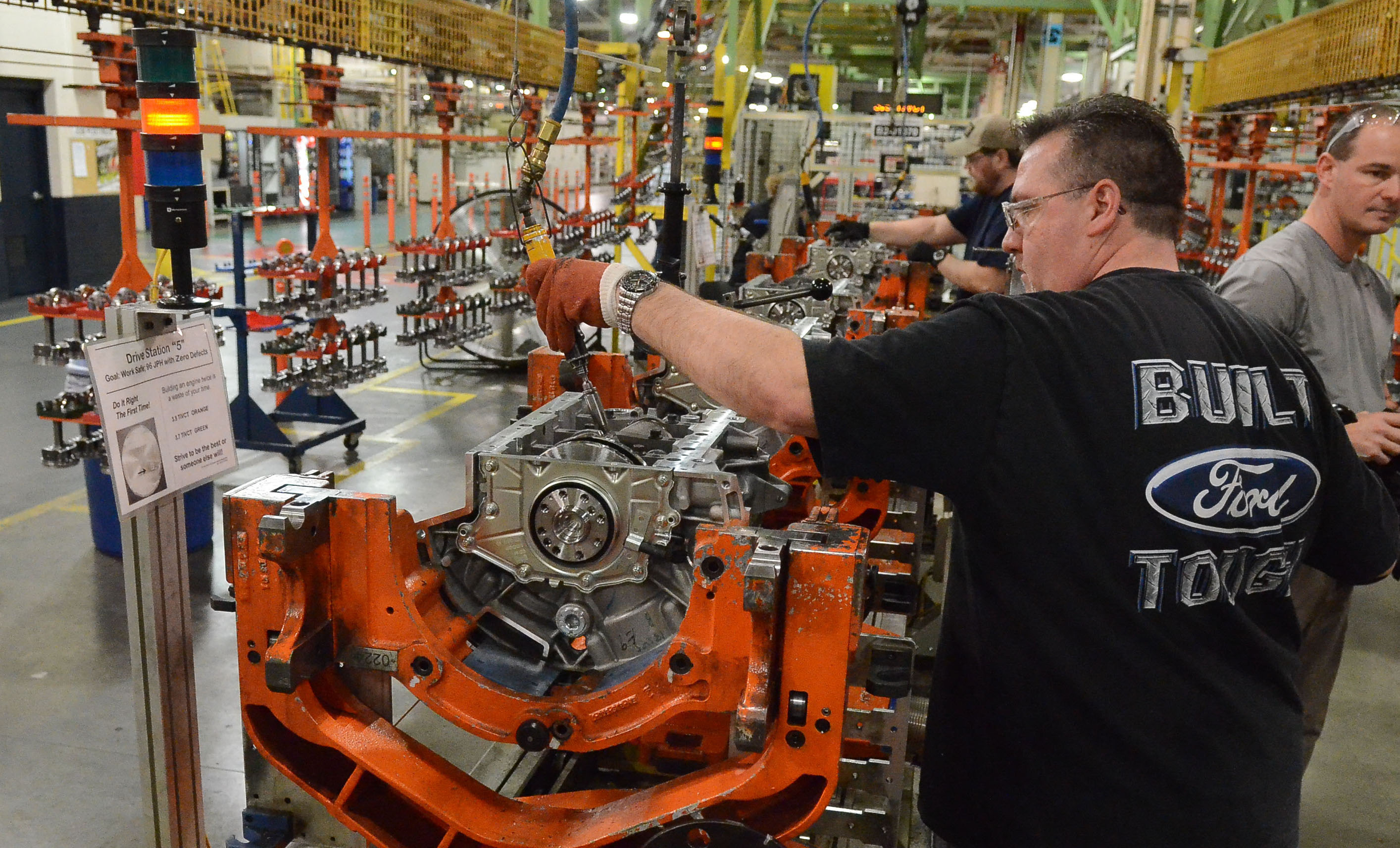 Lima looks on as ford shifts to electric vehicles the blade for Ford motor company lima ohio
