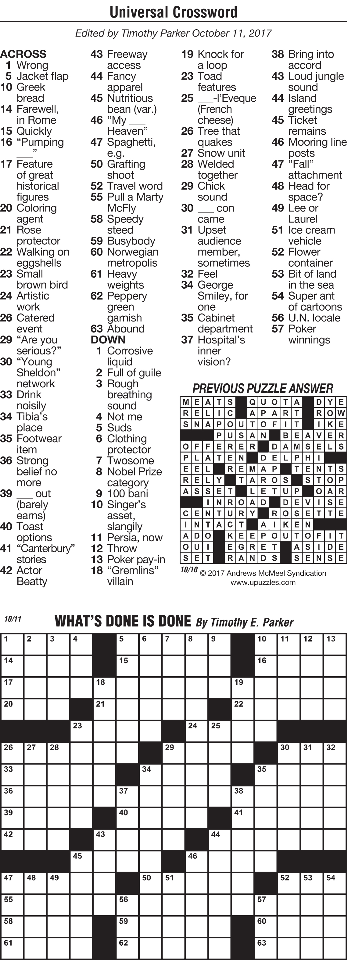 business crossword puzzles with answers pdf