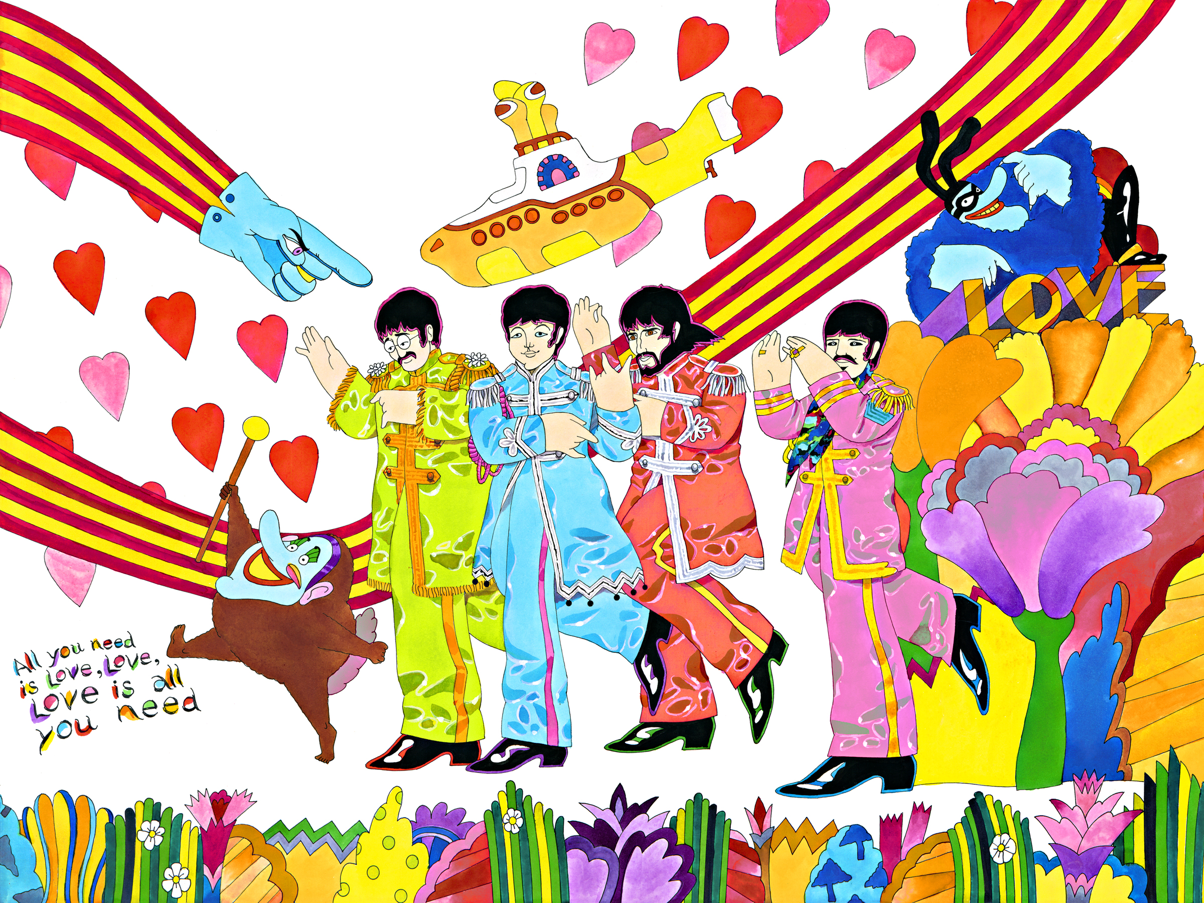 scoobydoo the beatles artist ron campbell to speak