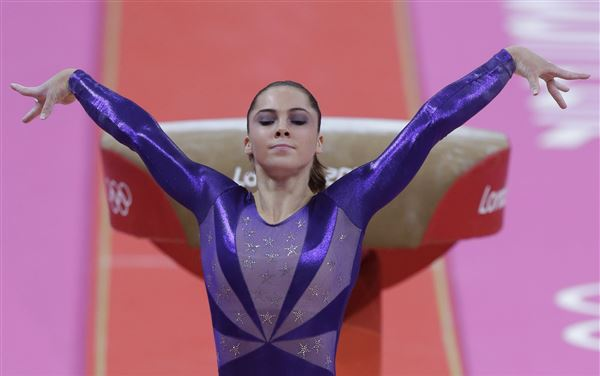 USA Olympic gymnast McKayla Maroney alleges abuse by former team doctor