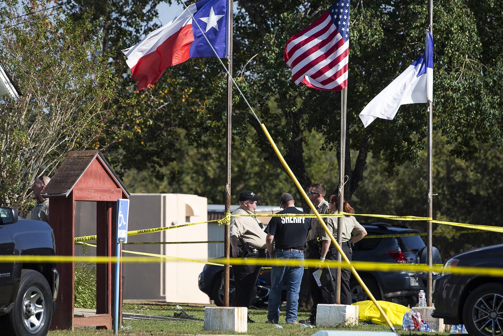Ordinary Baptist Churches Austin Tx #5: Church-Shooting-Texas-1.JPG