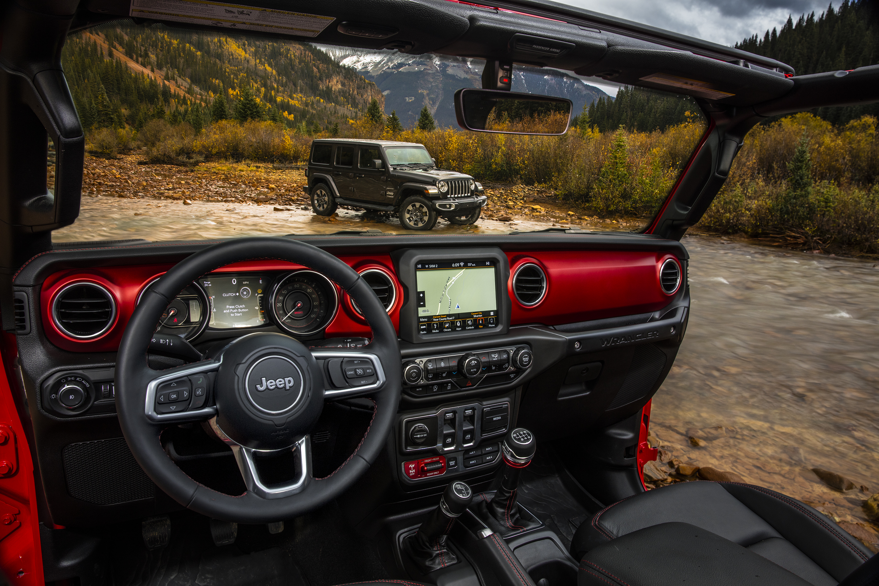 What Car Company Makes Jeep