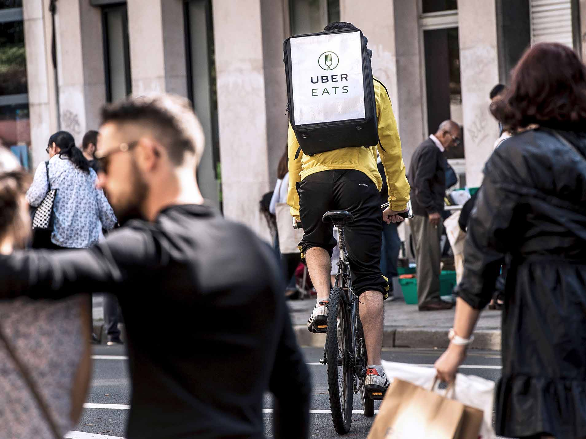 Image Result For Food Delivery App Ubereats Launches In Toledo