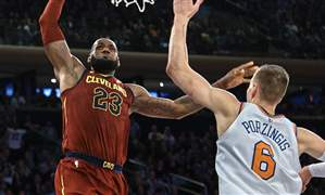 Knicks-Cavaliers-Basketball-43