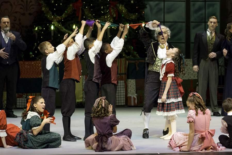 Nutcracker Performances Continue A Holiday Tradition