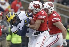 Michigan-Wisconsin-Football
