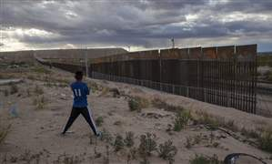 APTOPIX-Mexico-US-Border-Daily-Life