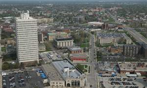 Downtown-Toledo-aerial-5