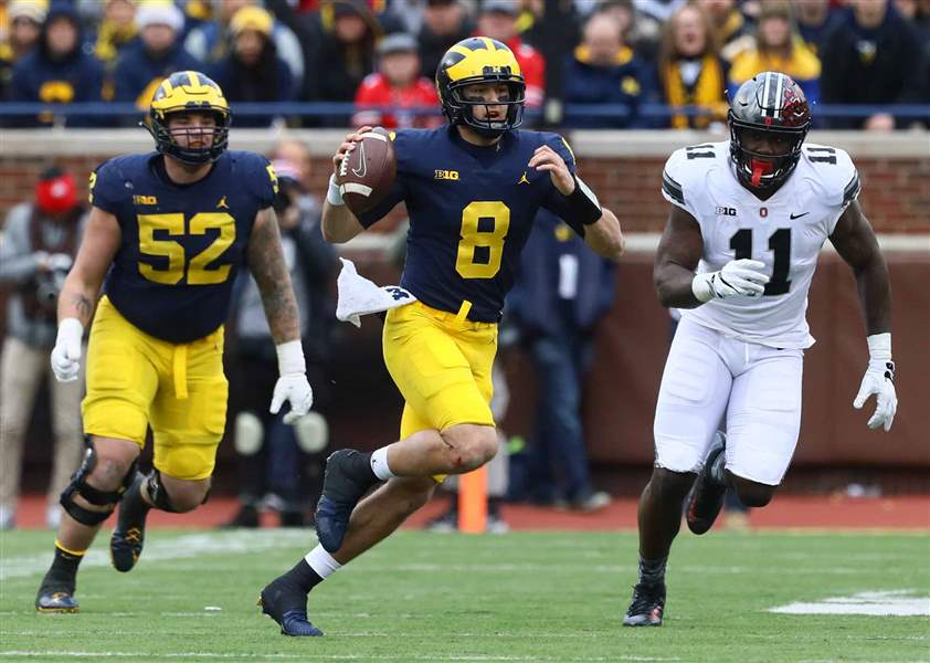 Wilton Speight announces transfer from MI