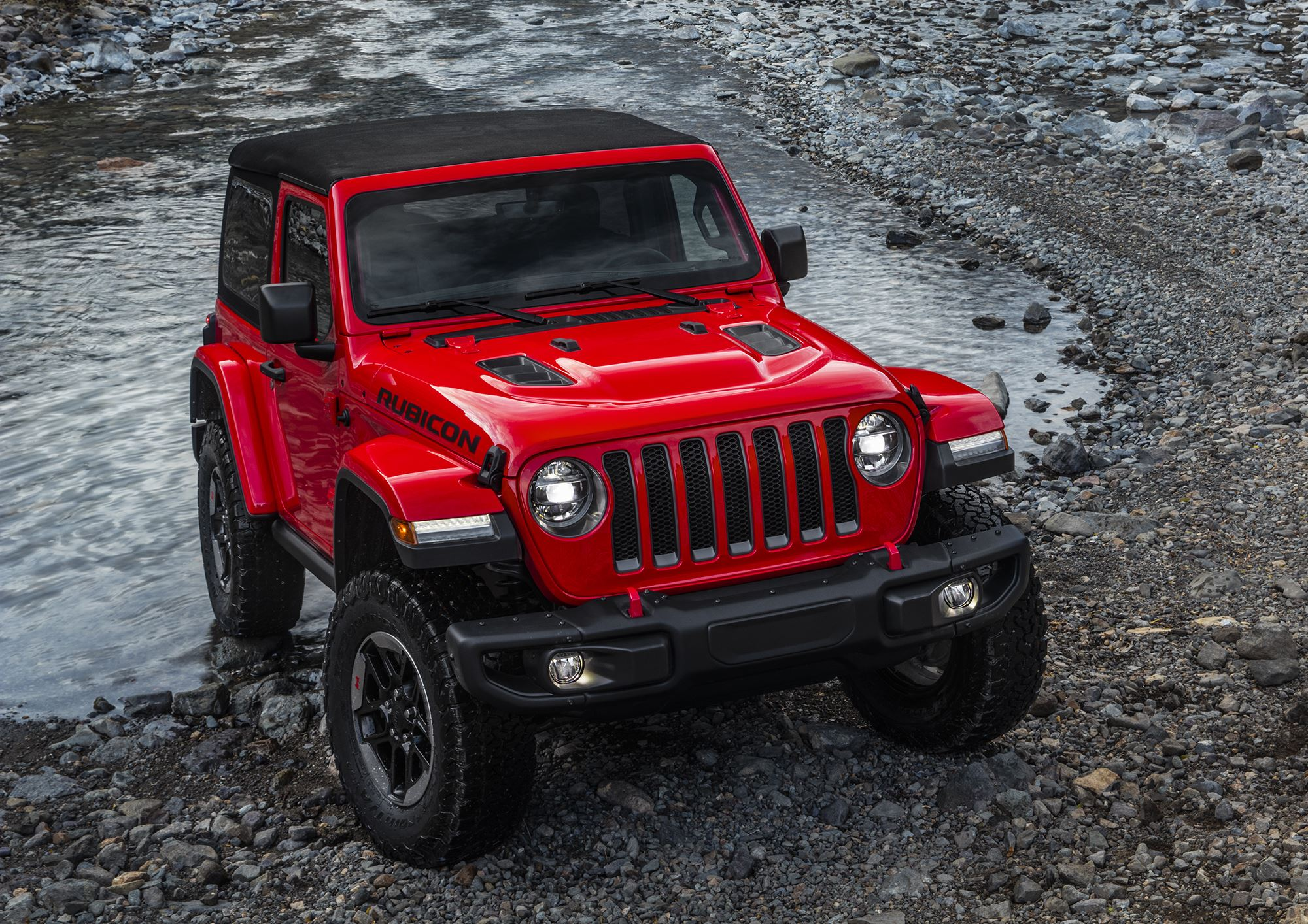 take a sneak peak at what the new jeep wrangler will offer the blade. Black Bedroom Furniture Sets. Home Design Ideas
