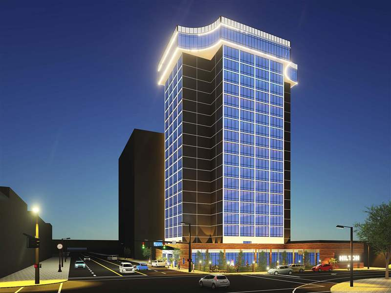 Lucas Co Local Developer Announce 30 Million Seagate Hotel Investment The Blade