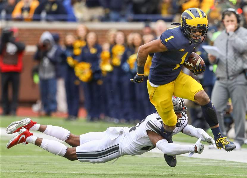 Michigan's Outback Bowl point spread will surprise you