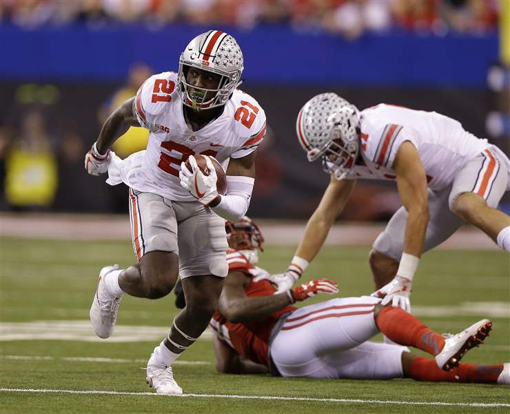 Northwestern hopes to hand No. 22 Ohio State first Big Ten loss